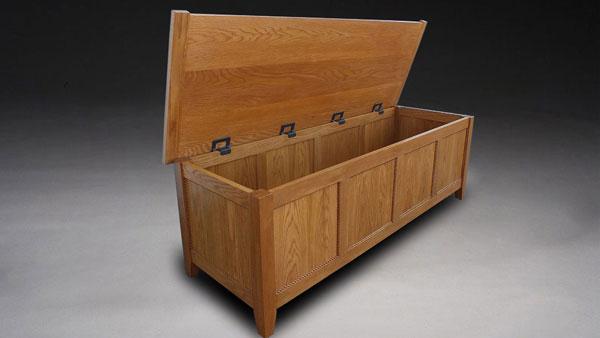 Building A Craftsman Style Bench With Storage Brian Benham